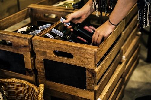 Compra-venta productos alcoholicos